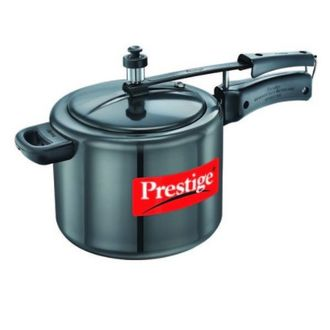 Prestige Nakshatra Plus Aluminium 5 L Pressure Cooker Price in India