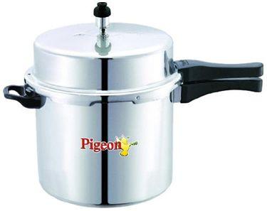 Pigeon Deluxe Aluminium 10 L Pressure Cooker Price in India