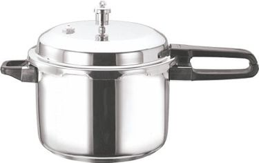Vinod Induction Friendly Sandwich Bottom 10 L Pressure Cooker Price in India