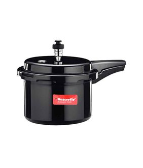 Butterfly Elegant Plus Aluminium 3 L Pressure Cooker (Outer Lid) Price in India