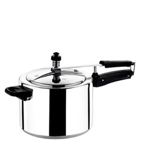 Butterfly Standard Plus Aluminium 2 L Pressure Cooker (Inner Lid) Price in India