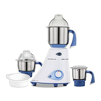 Preethi Blue Leaf Diamond 750W Mixer Grinder Price in India