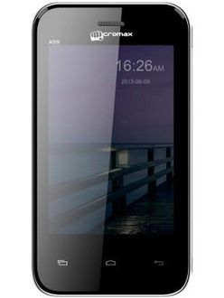 Micromax Bolt A59 Price in India