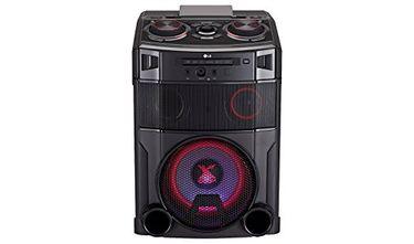 LG OM7550D Boom Box Price in India