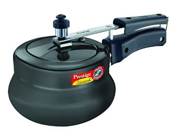 Prestige Nakshatra Plus Hard Andoized Handi 2 L Pressure Cooker (Inner Lid) Price in India