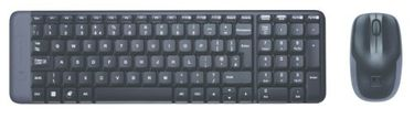 Logitech MK220 Wireless Keyboard and Mouse Combo Price in India