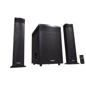 Panasonic HT20 2.1 Channel Speaker system Price in India