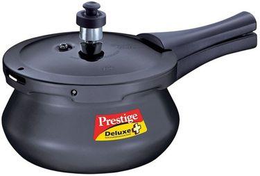 Prestige Deluxe Plus Hard Andoized Junior Handi 4.8 L Pressure Cooker Price in India