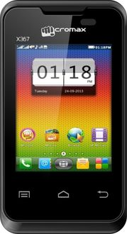 Micromax X367 Price in India