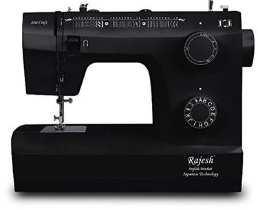 Rajesh R86C0 Sew Craft 67 Stitches sewing machine Price in India