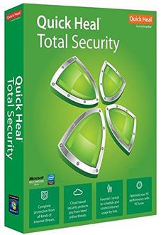 Quick Heal Total Security 2016 10 PCs 3 Years Price in India