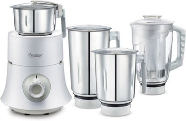 Prestige TeonStar 750W Mixer Grinder (4 Jars) Price in India