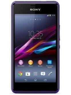 Sony Xperia E1 Price in India