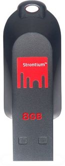 Strontium Pollex 8GB Pen Drive Price in India