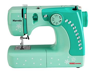 Usha Janome Marvela Sewing Machine (Built-in Stitches 14) Price in India