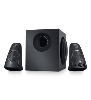 Logitech Z623 2.1 Multimedia Speaker Price in India