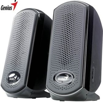 Genius SP - U110 2 USB Speaker Price in India