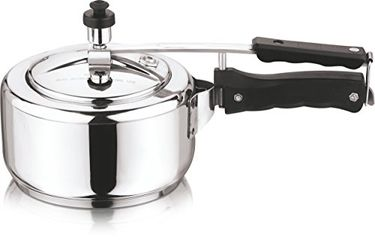 Vinod Cookware Sandwich Bottom 5 L Pressure Cooker (Induction Bottom,Inner Lid) Price in India