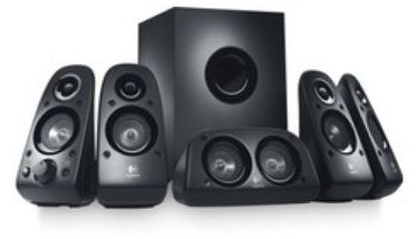 Logitech Z506 5.1 Multimedia Speaker Price in India