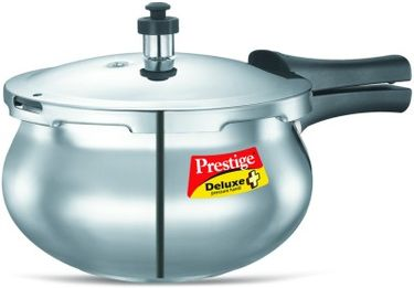 Prestige Deluxe Plus Baby Handi Aluminium 2 L Pressure Cooker (Induction Bottom, Outer Lid) Price in India