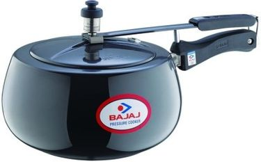 Bajaj PCX 63HD Handi Anodized Induction Base 3 L Pressure Cooker Price in India