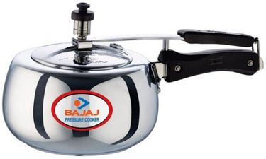 Bajaj PCX 65D Aluminium 5 L Pressure Cooker Price in India