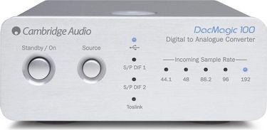 Cambridge Audio Dacmagic 100 24-BIT Digital To Analog Converter Price in India