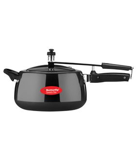 Butterfly Superb Plus 2 L Pressure Cooker (Induction Based,Inner Lid) Price in India