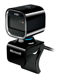 Microsoft LifeCam HD-6000 Webcam Price in India