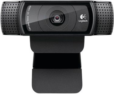 Logitech HD C920 Pro Webcam Price in India