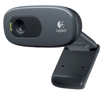 Logitech HD C270 Webcam Price in India