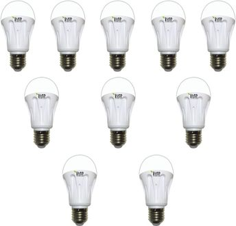 Imperial 10W 3574 E27 LED Premium Bulb (White, Pack of 10) Price in India