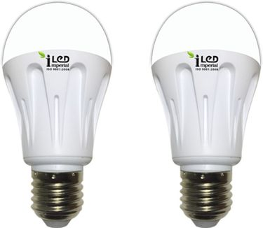 Imperial 3W E27 3549 LED Premium Bulb (Warm White, Pack of 2) Price in India