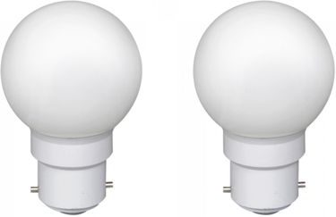 Ornate 0.5 W LED Bulb (Blue, Pack of 2) Price in India