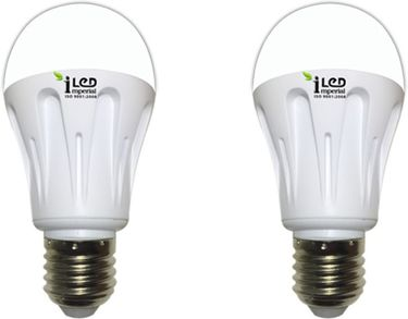 Imperial 7W-WW-E27-3561-2 Premium LED Bulb (Warm White, Pack Of 2) Price in India