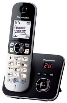 Panasonic KX-TG 6821 Cordless Landline Telephone Price in India