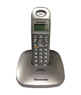 Panasonic KX-TG3611SXM Cordless Landline Phone Price in India