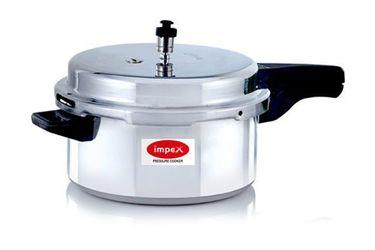 Impex NORMA 5 Aluminium 5 L Pressure Cooker (Outer Lid) Price in India