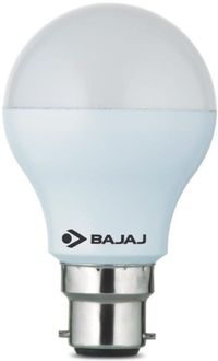 Bajaj 7W B22 600L LED Bulb (Warm White) Price in India