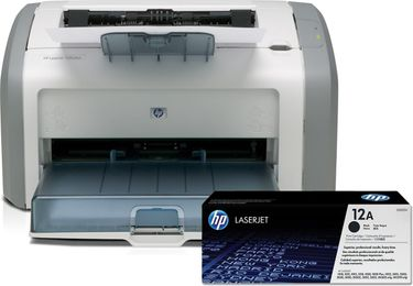 HP LaserJet 1020 Plus Printer Price in India