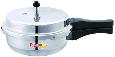 Pigeon 109 Junior Aluminium 3.5 L Pressure Cooker (Outer Lid) Price in India