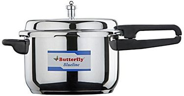 Butterfly C1890A00000 Aluminium 5 L Pressure Cooker (Outer Lid) Price in India