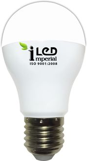 Imperial 9W-WW-E27-3627 Metal LED Bulb (Warm White) Price in India