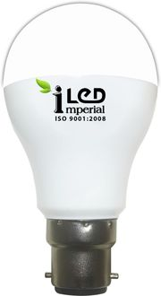 Imperial BC22-3633 12W Metal Body LED Bulb (Warm White) Price in India
