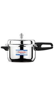 Butterfly Blueline Aluminium 7.5 L Pressure Cooker (Outer Lid) Price in India