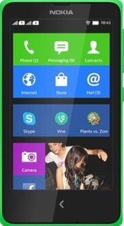 Nokia X+ Price in India