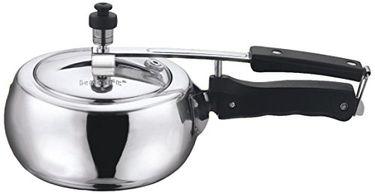 Vinod Aluminum 2 L Pressure Cooker (Inner Lid) Price in India