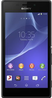 Sony Xperia M2 Dual Price in India