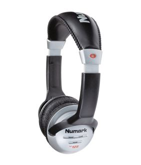Numark HF125 On the Ear DJ Headphones Price in India