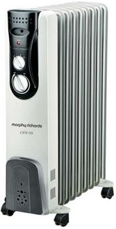 Morphy Richards OFR9 9 Fin 2000W Oil Filled Radiator Room Heater Price in India